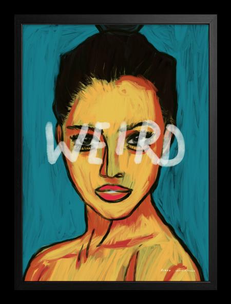 WEIRD WOMAN 2
