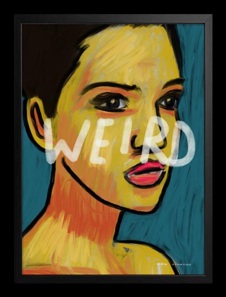 WEIRD WOMAN 3